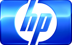 Hewlett Packard (HP) Logo